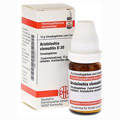 ARISTOLOCHIA CLEMATITIS D 30 Globuli 10 Gramm N1