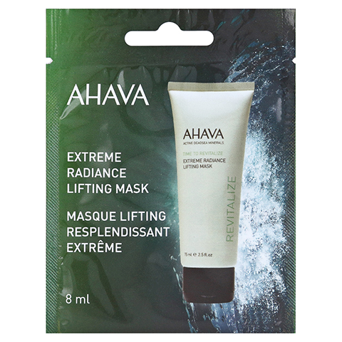 AHAVA Radiance Lifting Gesichtsmaske 8 Milliliter