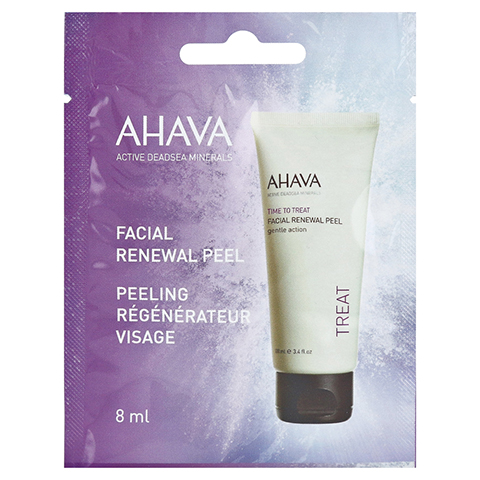 AHAVA Facial Renewal Peel Peelingmaske 8 Milliliter