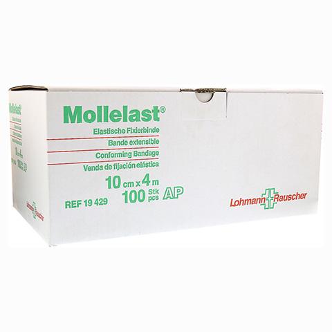 MOLLELAST Binden 10 cmx4 m weiß lose 100 Stück