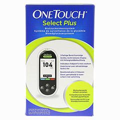 ONETOUCH SelectPlus Blutzuckermesssystem mg/dl 1 Stück - Vorderseite