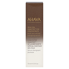 AHAVA Dead Sea Osmoter Eye Concentrate 15 Milliliter - Vorderseite