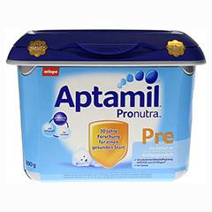 APTAMIL Pronutra Pre Anfangsmilch SAFEBOX Pulver 800 Gramm - Vorderseite