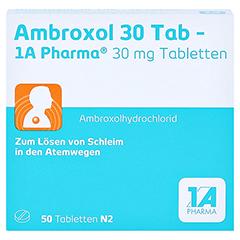 Ambroxol 30 Tab-1A Pharma 50 Stück N2 - Vorderseite