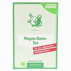 MAGEN DARM TEE Kräutertee Nr.20 Bio Salus 90 Gramm - Vorderseite
