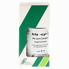 IRIS CYL L Ho-Len-Complex Augen Complex Tropfen 30 Milliliter - Vorderseite