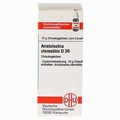 ARISTOLOCHIA CLEMATITIS D 30 Globuli 10 Gramm N1 - Vorderseite