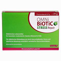 OMNI BiOTiC Stress Repair Pulver 7x3 Gramm - Vorderseite