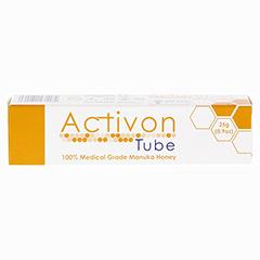 Activon Tube Medizinischer Honig 25 Gramm - Vorderseite