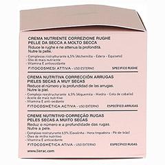 LIERAC Deridium CORRECTION Creme trockene Haut 50 Milliliter - Rechte Seite