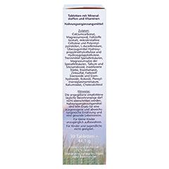 DOPPELHERZ Frauen Mineralien Depot Tabletten 30 Stück - Rechte Seite