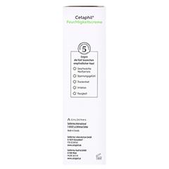 CETAPHIL Feuchtigkeitscreme 85 Milliliter - Rechte Seite