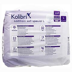 KOLIBRI comtrain soft Pants special L 14 Stück - Rückseite