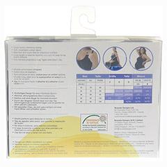 MEDELA Schwangerschafts- u.Still-Top XL schwarz 1 Stück - Rückseite