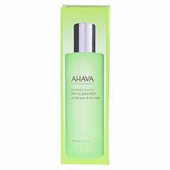 AHAVA Dry Oil Body Mist Prickly Pear & Moringa 100 Milliliter - Rückseite