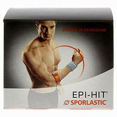 EPI-HIT Epi-Spange+Handgel.Bandage schwarz 07505 1 Stück - Rückseite