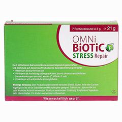 OMNI BiOTiC Stress Repair Pulver 7x3 Gramm - Rückseite