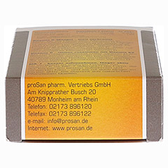 PROSAN Vitamin D3+K2 4.000 I.E. Kapseln 30 Stück - Oberseite
