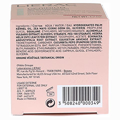 LIERAC Deridium CORRECTION Creme trockene Haut 50 Milliliter - Unterseite