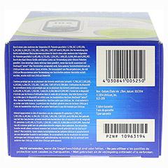ONETOUCH SelectPlus Blutzuckermesssystem mg/dl 1 Stück - Unterseite