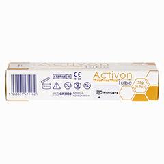 Activon Tube Medizinischer Honig 25 Gramm - Unterseite