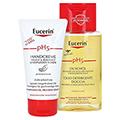 EUCERIN pH5 Hand Intensiv Pflege Emulsion + gratis Eucerin pH5 Duschöl 100 ml 75 Milliliter