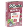 RICOLA o.Z. Box Mixed Berry Bonbons 50 Gramm
