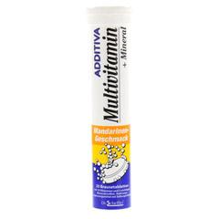 ADDITIVA Multivit.+Mineral Mandarine R Brausetabl. 20 Stück