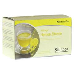 SIDROGA Wellness heiße Zitrone Filterbeutel 20 Stück