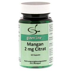 MANGAN 2 mg Citrat 60 Stück