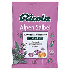 RICOLA o.Z. Salbei Alpen Salbei Bonbons 75 Gramm