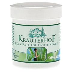 ALOE VERA GEL 96% Kräuterhof 100 Milliliter