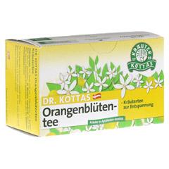 DR.KOTTAS Orangenblütentee Filterbeutel 20 Stück