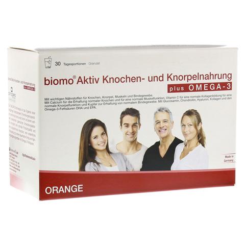 BIOMO Aktiv Knochen- und Knorpelnahrung Granulat 30 Stück