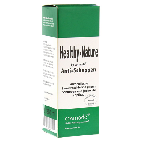 HEALTHY NATURE Anti-Schuppen Lösung 200 Milliliter
