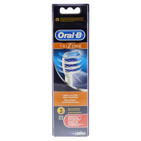 ORAL B TriZone Aufsteckbürsten 3er 3 Stück
