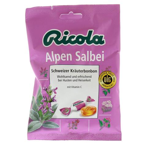RICOLA m.Z.Beutel Salbei Alpen Salbei Bonbons 75 Gramm