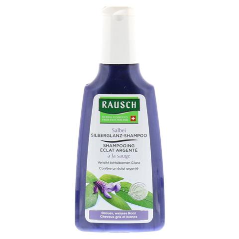 RAUSCH Salbei Silberglanz Shampoo 200 Milliliter