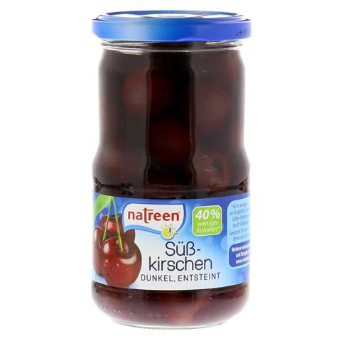 NATREEN Obstkonserve Süßkirschen 370 Milliliter