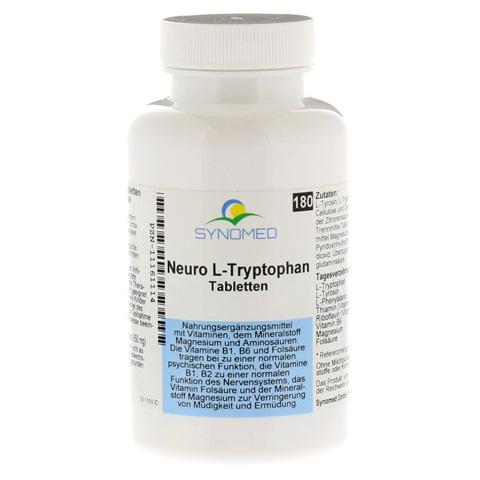 NEURO L-Tryptophan Tabletten 180 Stück