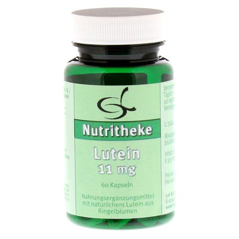 LUTEIN 11 mg Kapseln 60 Stück