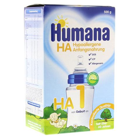 HUMANA HA 1 Pulver 500 Gramm
