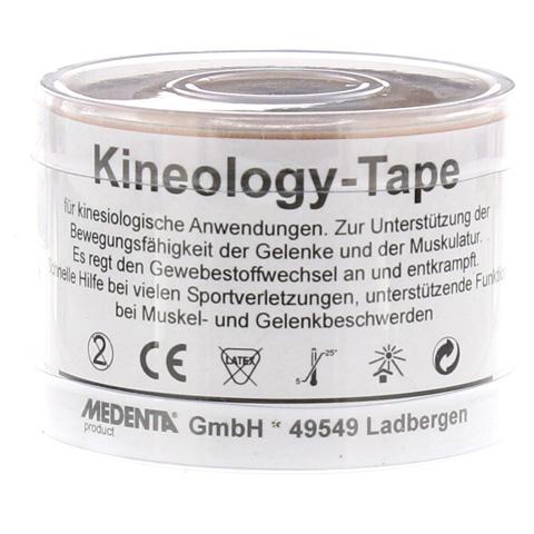 KINEOLOGY Tape 5 cmx5 m haut 1 Stück