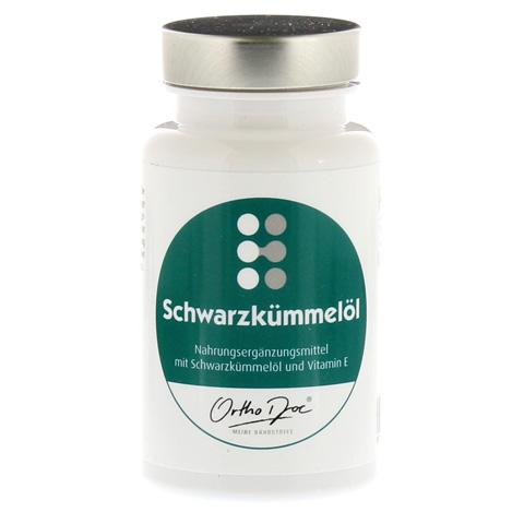 ORTHODOC Schwarzkümmelöl Kapseln 60 Stück
