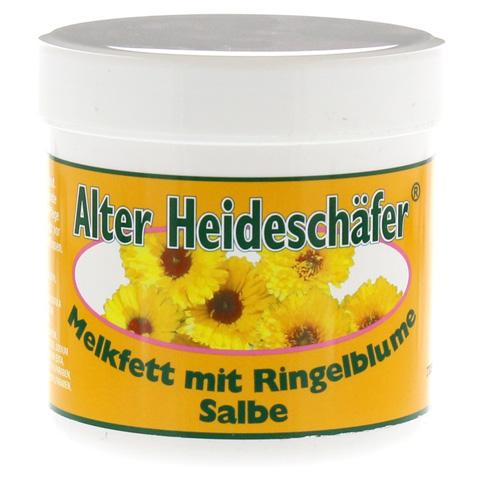 MELKFETT Salbe mit Ringelblume Alter Heideschäfer 250 Milliliter
