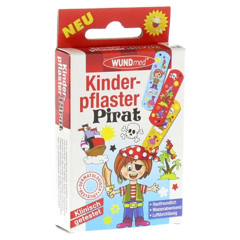 KINDERPFLASTER Pirat 10 Stück