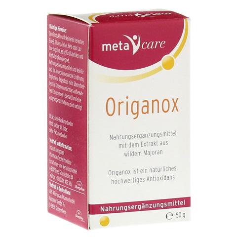 META CARE Origanox Pulver 50 Gramm