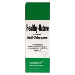 HEALTHY NATURE Anti-Schuppen Lösung 200 Milliliter - Vorderseite
