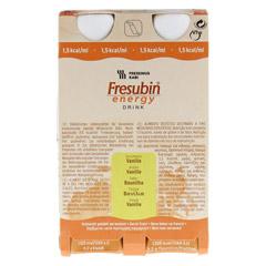 FRESUBIN ENERGY DRINK Vanille Trinkflasche CPC 4x200 Milliliter - Vorderseite