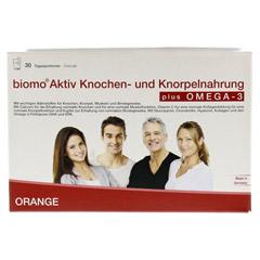 BIOMO Aktiv Knochen- und Knorpelnahrung Granulat 30 Stück - Vorderseite